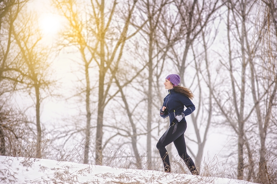 Solutions to the Challenges of Exercising in Winter