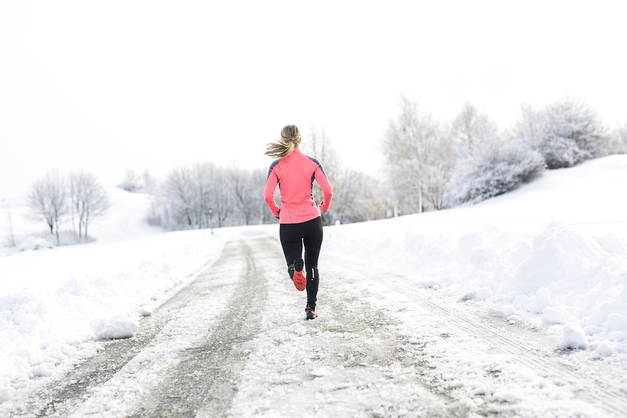 Challenges of Exercising in Winter